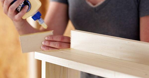 Fabriquer une armoire murale et table rabattable balcon diy armoires bricolage et tables - Fabriquer table murale rabattable ...