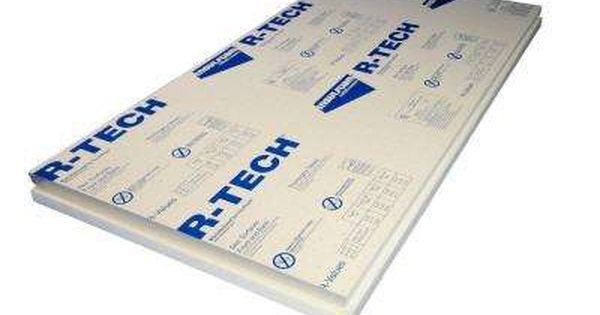 1 5 X 2 X4 R 5 78 Rigid Foam Insulation Home Depot 5 Each Foam Insulation Board Rigid Foam Insulation Foam Insulation