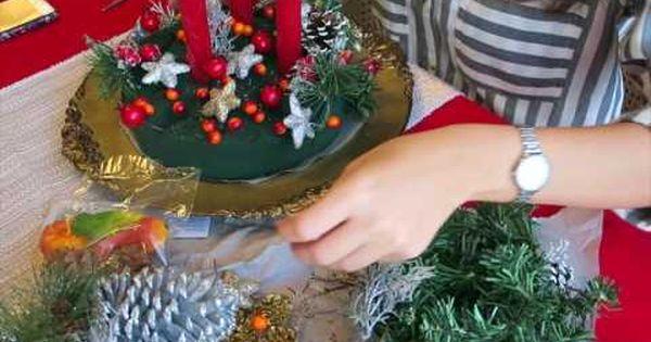 Yeni Il Kap Keykleri Cupcake Christmas Cupcakes Youtube Noel Dekorasyonlari