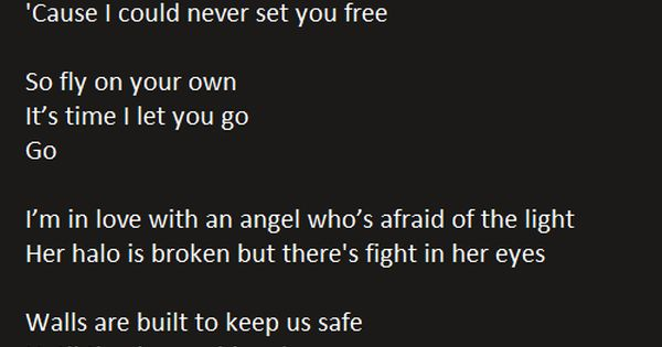 Theory Of A Deadman Angel Frases De Musicas Frases Musica