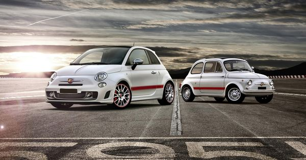 The Everlasting Cool Fiat 500 New And Old Same Same Still