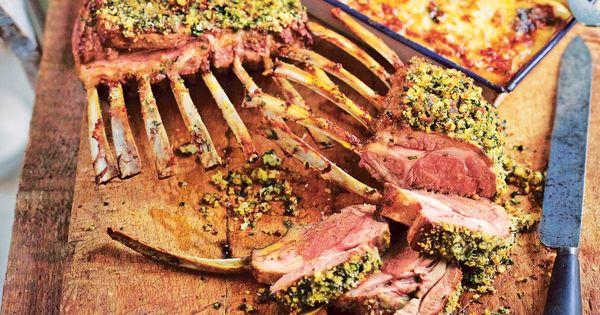 ... rack of lamb | Lamb | Pinterest | Rack Of Lamb, Lamb and Jamie Oliver