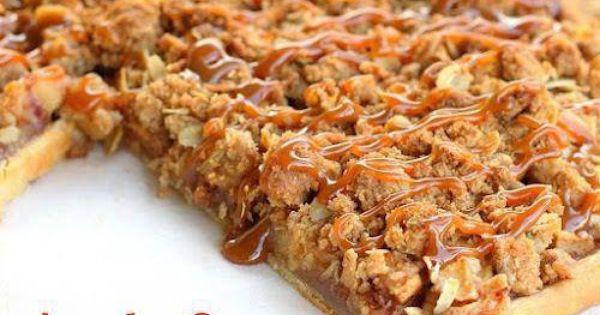 ... Sweet Treats | Pinterest | Apple Crisp, Apple Crisp Pizza and Apples