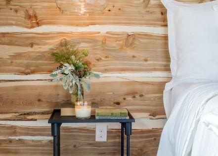 Fixer Upper A Family Home Resurrected In Rural Texas Remodel Bedroom Accent Wall Bedroom Bedroom Wall
