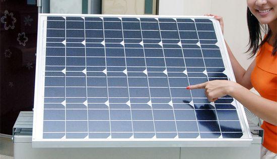 Lg Electronics Solar Hybrid Air Conditioner Energy Info