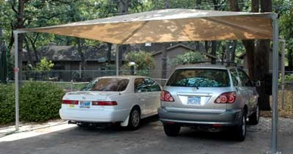 Pvc Pipe Carport : Make your own pvc canopy carports playgrounds pools
