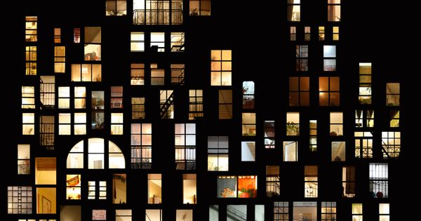 Living Pictures: Photo Collages of Windows Spotted Around the World