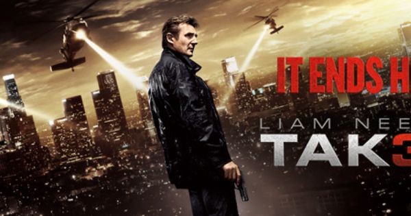 Watch The New Featurette For Taken 3 With Images Liam Neeson