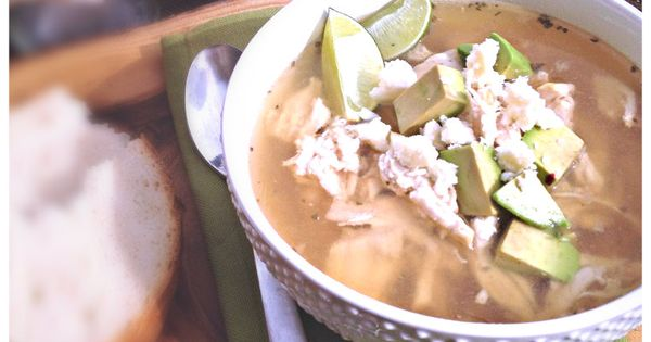 Mexican Lime Soup | Cooking Up a Storm | Pinterest | Mexicans, Soups ...