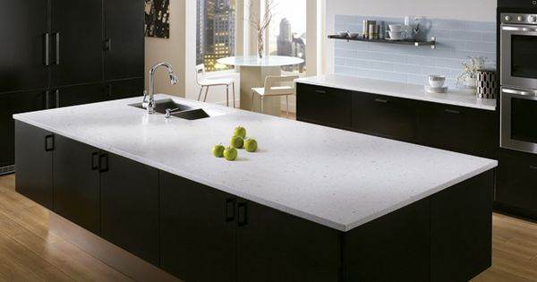 Silestone BLANCO RIVERS A Kitchen To Dine For Pinterest Rivers