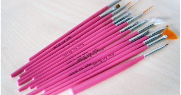 deals pink nails