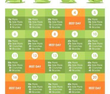 Pin On Exercise Challenges