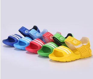 boys girls Ankle Shoes Children Slip-resistant Wear-resistant Casual Sandals TO
