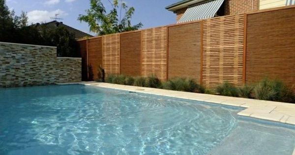 95 Id Es Pour La Cl Ture De Jardin Palissade Mur Et Brise Vue Intimit Bambou Et Panneau