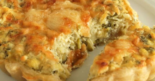 Feta, Tarts and Zucchini on Pinterest