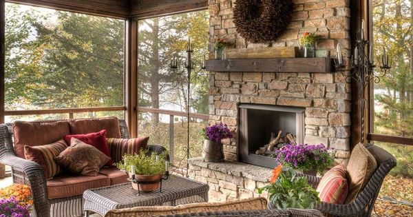 All Seasons Room 4 Season Room Pinterest Fireplaces All And Screens