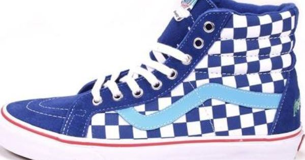 2935c01c24 Vans Sk8-Hi Reissue Shoes - (Haro) Freestyler Blue - Google Search ...