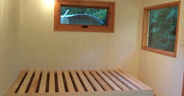 Bett mit stufe und stauraum familienbett pinterest for Schrank stufe 0