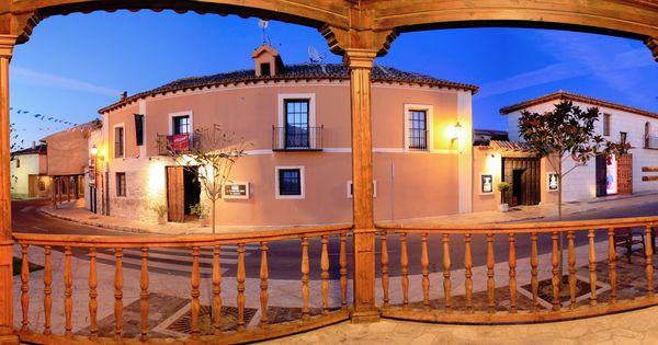Posada real la casa del abad de ampudia hotel spa un hotel con encanto situado en un palacete - Posada real casa del abad ...