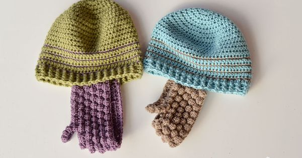 Crochet Stitches Multiples : ... Bobble Beard pattern - multiple sizes Crochet, Beards and Patterns