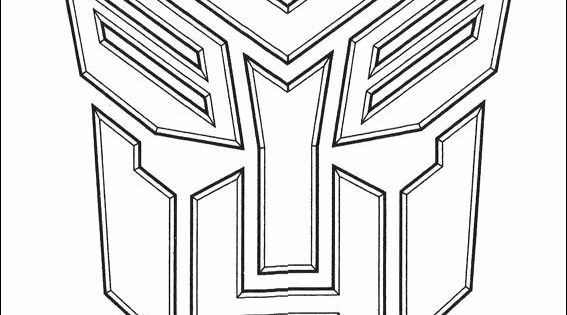 Transformers symbol coloring pages to print ~ Transformers Printable Coloring Pages | ... transformers ...