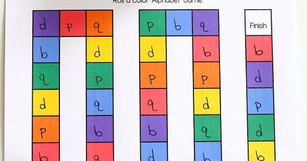 Alphabet Games, Color Themes