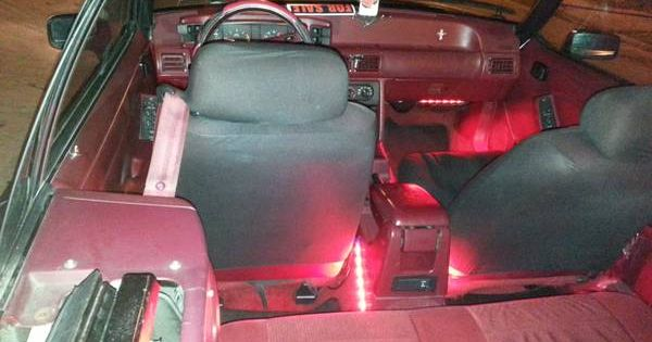 Make: Ford Model: Mustang Year: 1993 Body Style: Coupe ...