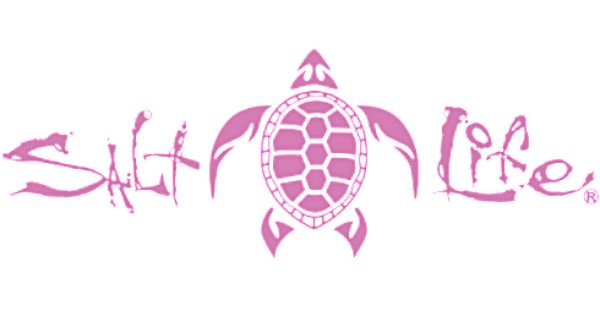 Signature Turtle Decal Salt Life ⚓️ To The Sea ⚓️
