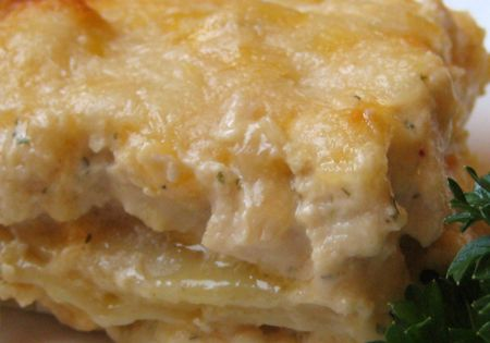 Cheesy ranch chicken lasagna. 2 (12 oz) cans evaporated milk (not fat-free)