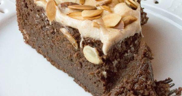 Sugar Free Flourless Chocolate Almond Torte | Recipe | Torte ...