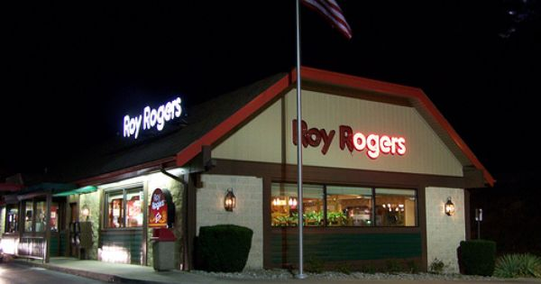 Where S The Beef Roy Rogers Roast Beef Restaurant A Chain Of Fast Food Restaurants Specializing In Sliced Roo With Images Fast Food Restaurant Roy Rogers Beef Sandwich