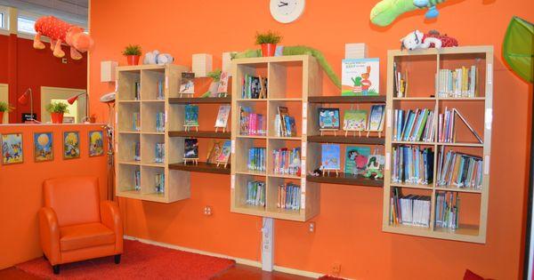 Bibliotheek in de klas inrichting google zoeken bibliotheekinrichting pinterest school - Idee bibliotheek ...