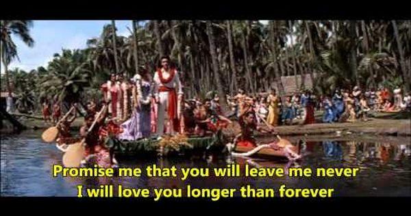 Facebook Via Http Bit Ly Epinner Hawaiian Wedding Andy Williams Songs