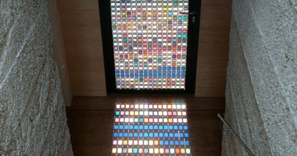 A Stained Glass Door stainedglass stainedglassdoor door home