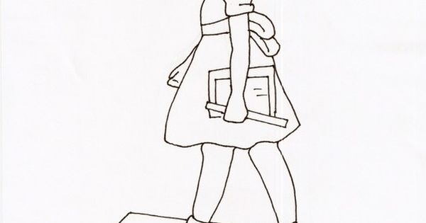 ruby bridges printable coloring pages - photo#15