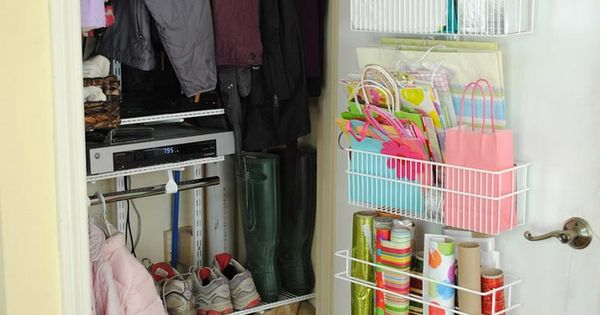 The apartment closet ideas for a small area creative diy - Space saving closet ideas ...