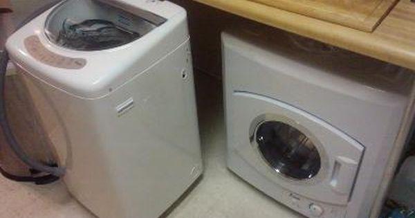 Reviews Haier 1 0 Cubic Foot Portable Washing Machine Hlp21n At Walmart Com Portable Washing Machine Portable Washer And Dryer Portable Washer