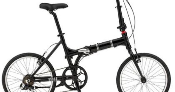 Giant Expressway 2 Folding Bike 2012 Black Handy For Traveling Giant Bicycles Bicycle Folding Bike