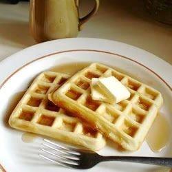 Yeast Waffles Recipe Yeast Waffle Recipe Waffle Recipes Recipes