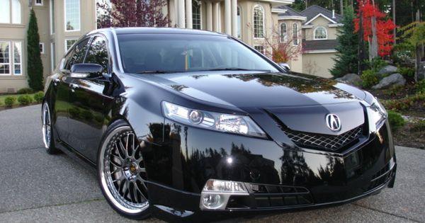 Acura Tl My Next Car My Next Car Lol Honda Pinterest