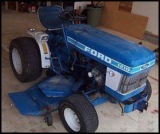 Ford 1210 Tractor Attachments Specs Tractor Attachments