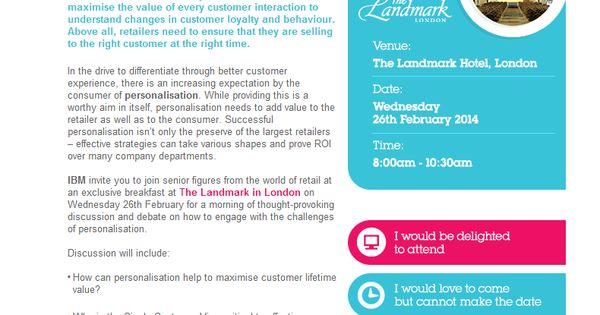 design email invitation
