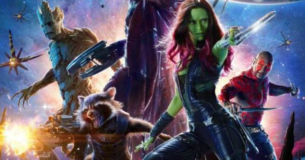 Bradley Cooper's Rocket Raccoon finally finds his voice in the newest Guardians
