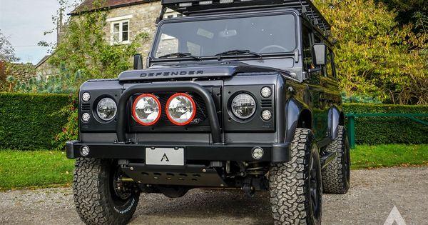 Apache Edition Defender 110 By Arkonik Land Rover Land Rover Defender Defender For Sale