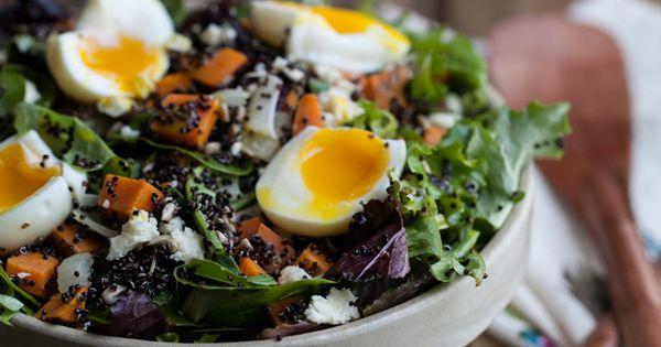 Quinoa salad, Quinoa and Potatoes on Pinterest