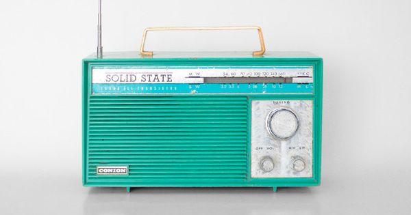 Radio. vintage