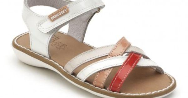 mejor servicio 37644 9145d sandalia piel pablosky en merkal.com | Shoes en 2019 ...