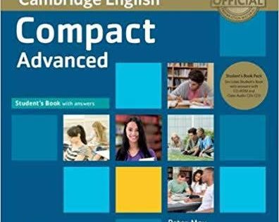 Pdf 2cd Cambridge English Compact C1 Advanced Student S Book Cambridge English English Books Pdf English Exam