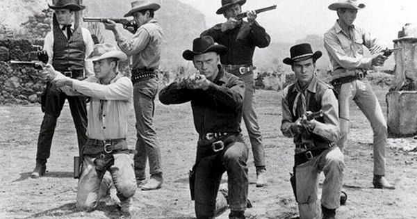 Blogsome The Magnificent Seven Western Film Movies