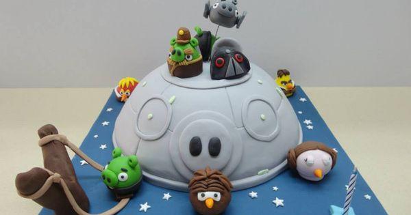 Pecado Dos Anjos - CAKE Design Cakes - Angry Birds ...